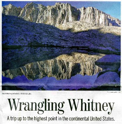 Arizona Daily Sun Wrangling Whitney (pdf)