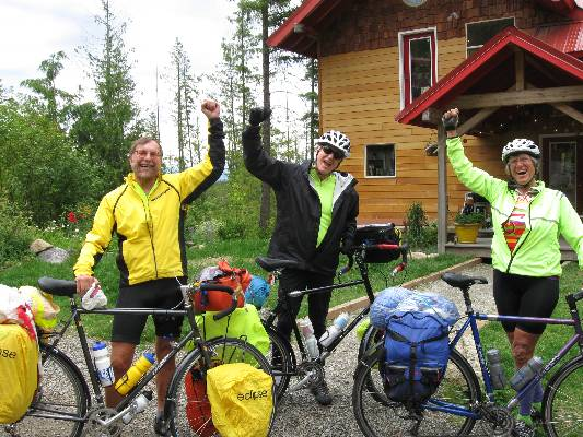 All Wilderness Vagabond trip reports about Bicycle Touring